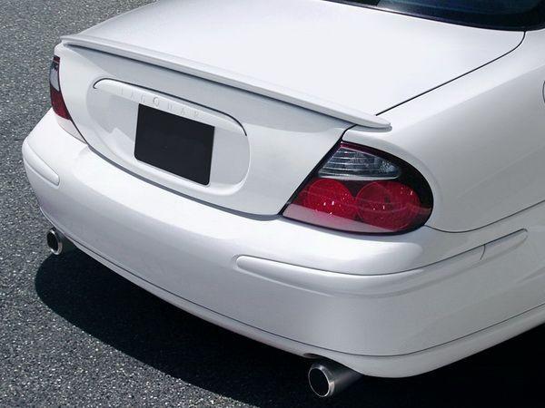 Спойлер багажника JAGUAR S-Type R (2002-2007) 1