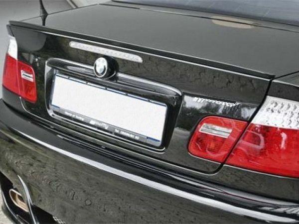 "Спойлер багажника лип BMW E46 Sedan ""M3"""