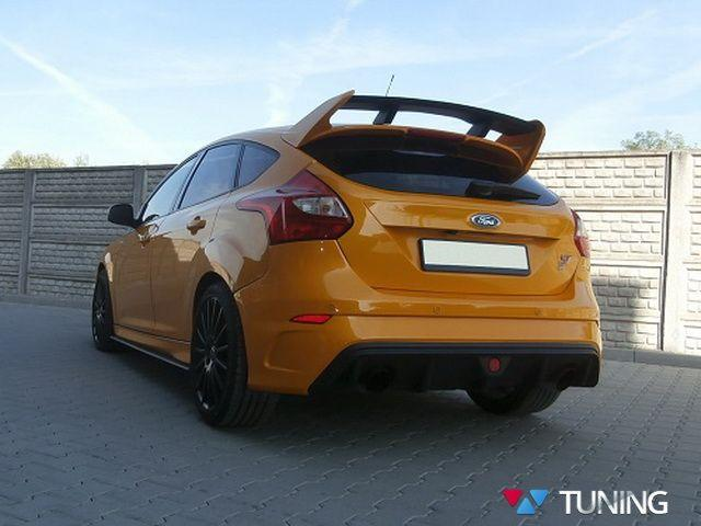 "Спойлер FORD Focus III (2011-) HB ""RS Look"""