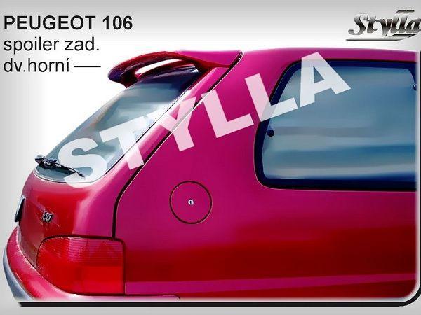 Спойлер над стеклом PEUGEOT 106 (1996-2003)