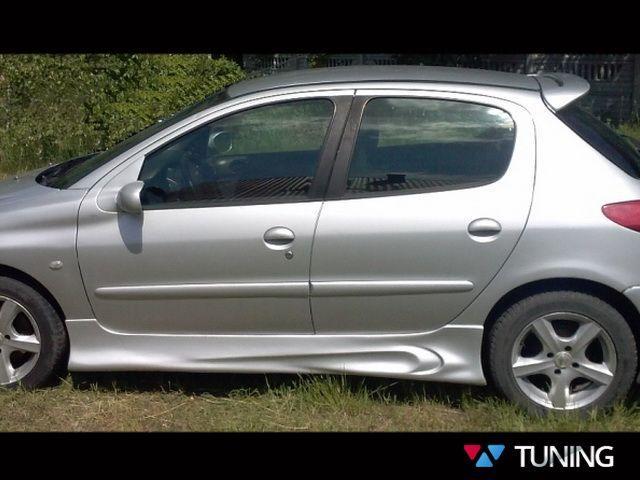 Козырёк PEUGEOT 206 (1998-) Hatchback