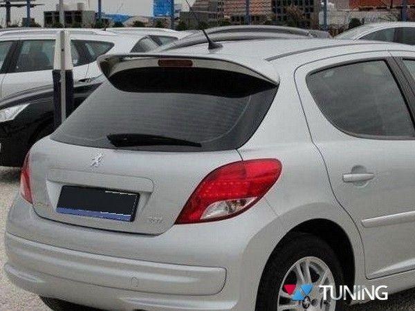 Спойлер PEUGEOT 207 (2006-) Hatchback