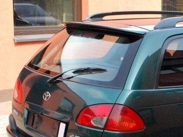Спойлер - козырёк TOYOTA Avensis I (1997-2003) Combi
