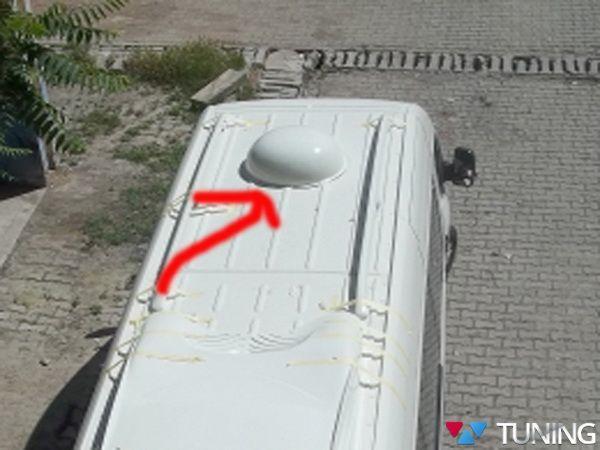 Шапка на крышу VW Crafter (2006-)