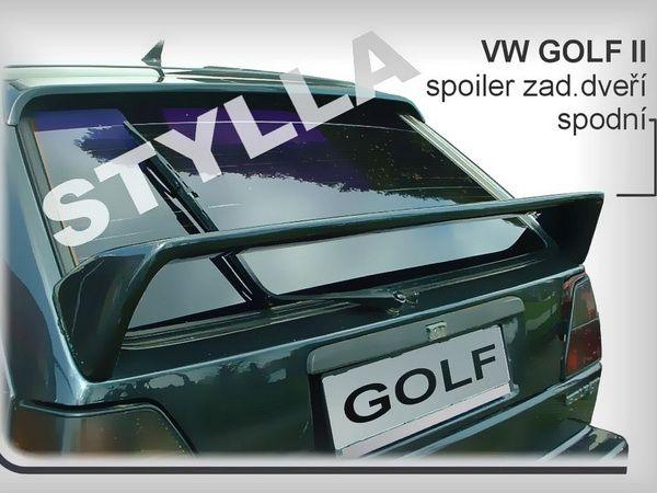 Спойлер нижний VW Golf II (1983-1992)