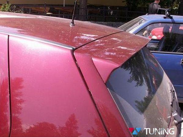 """Спойлер - козырёк VW Golf III Hatchback """"GTI"""""""