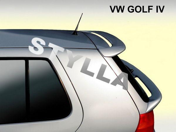 Спойлер нижний VW Golf IV Hatchback
