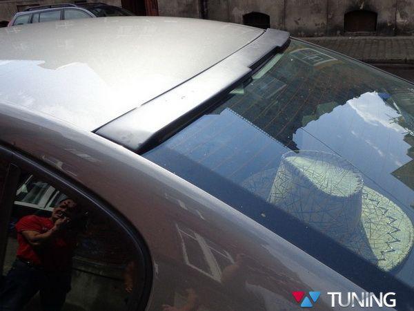 Спойлер на стекло VW Passat B6 3C Sedan - бленда 2