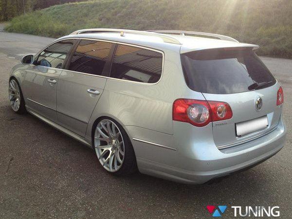 """Спойлер VW Passat B6 Combi """"R36 Look"""""""
