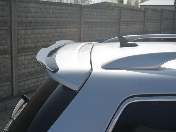 Накладка на спойлер VW Passat B6 Combi пластиковая