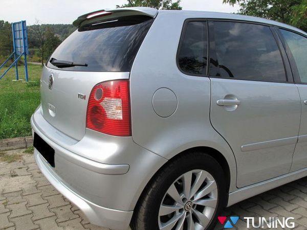 Спойлер VW Polo Mk4 9N/9N3 (2001-2009) Hatchback