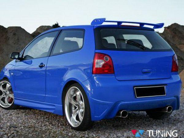 Спойлер VW Polo Mk4 9N/9N3 (01-09) Hatchback Japan Style