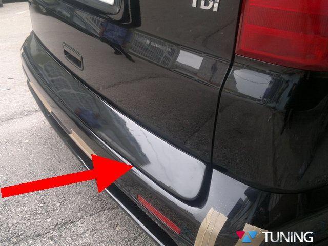 Спойлер кромки задней двери VW T5 (2003-2015)