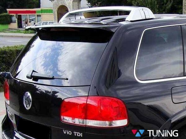 Спойлер VW Touareg I (2002-2010) оригинал стиль