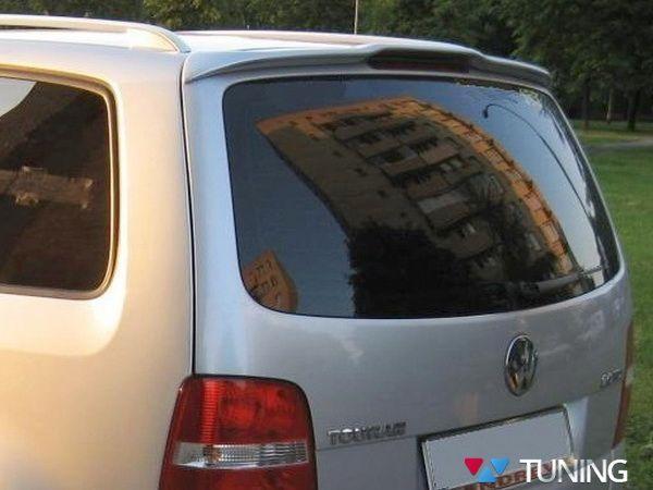 Спойлер VW Touran I (2003-2010) козырёк