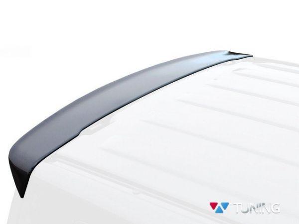Спойлер задний VW T6 (2015-) ляда