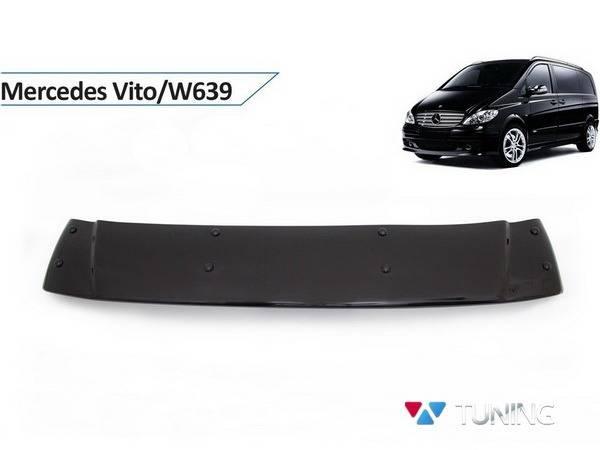 Козырёк на лобовое стекло MERCEDES Vito W639 / Viano II - фото #4