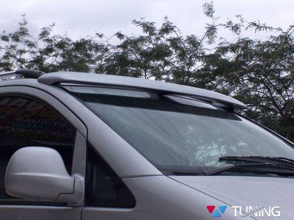 Спойлер над лобовым стеклом MERCEDES Vito W639