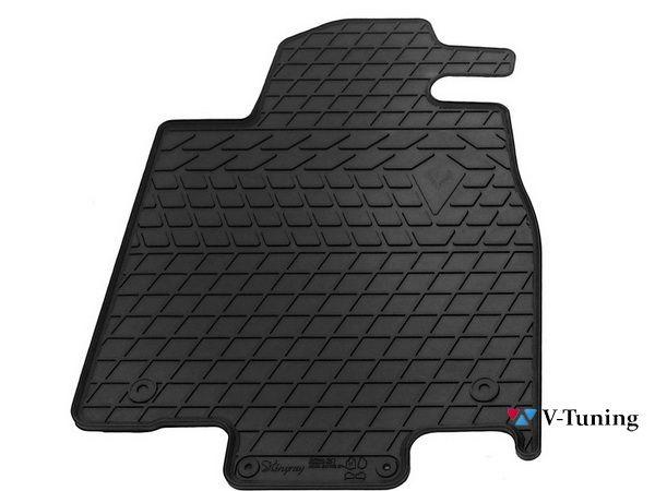 Коврик резиновый водительский ACURA MDX 2 (YD2; 2007-2013) - PREMIUM чёрный