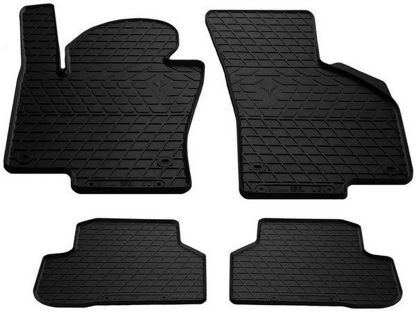 Резиновые коврики VW Passat B6 3C (2005-) Stingray Premium