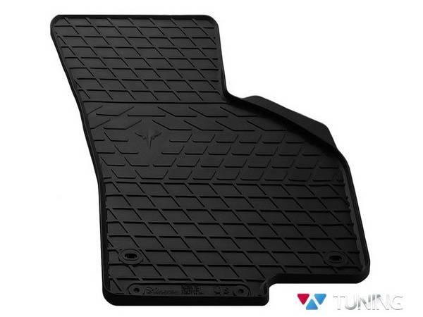 Резиновый коврик VW Passat B6 3C Stingray Premium - водительский - пассажирский