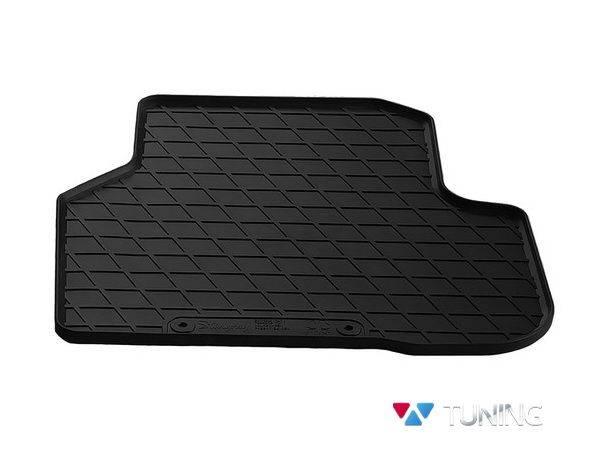 Резиновый коврик VW Passat B6 3C Stingray Premium - водительский - задний