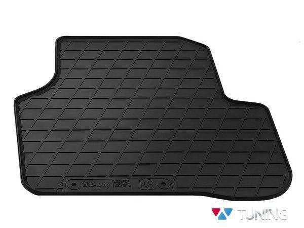 Резиновый коврик VW Passat B7 - Stingray Premium - задний