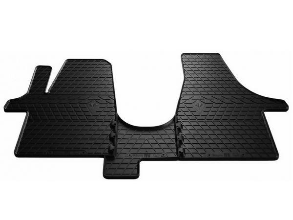 Резиновые коврики VW T6 (2015-) - передние Stingray