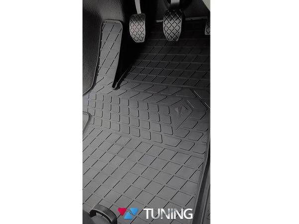 Резиновые коврики VOLKSWAGEN T6 (2015-) - водительский Stingray
