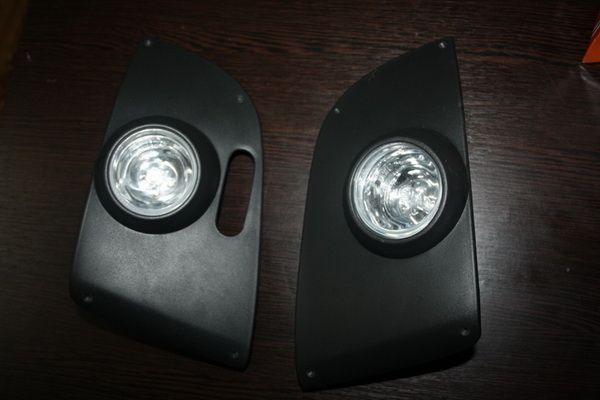 Противотуманки CITROEN Berlingo I (1996-2002)
