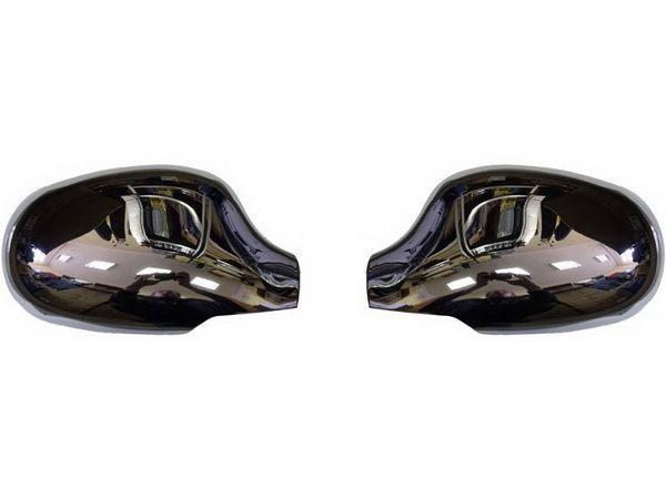 Хром накладки на зеркала DAEWO Lanos (1997-)