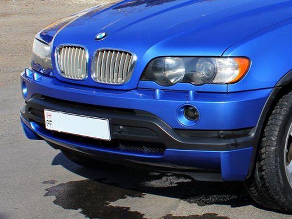 Юбка передняя BMW X5 E53 (2000-2003)