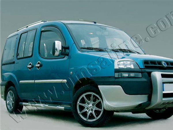 Хром молдинг дверной FIAT Doblo (2000-2005)