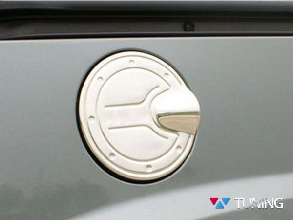 Хром накладка на лючок бензобака FIAT Doblo (2000-2009)