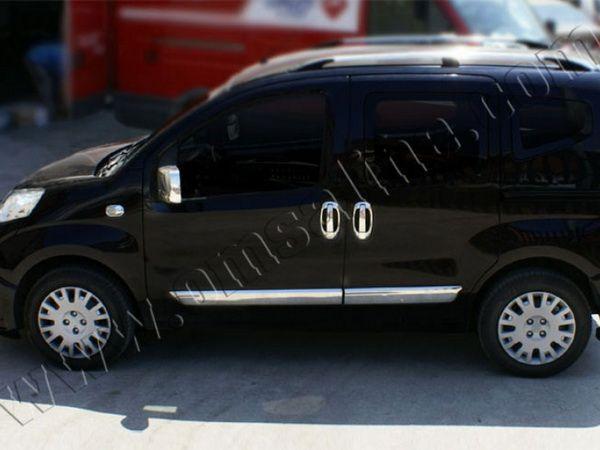 Хром молдинг дверной FIAT Fiorino (2008-)