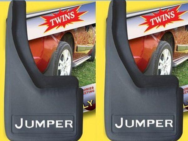 Брызговики с логотипом CITROEN Jumper II (2006-)