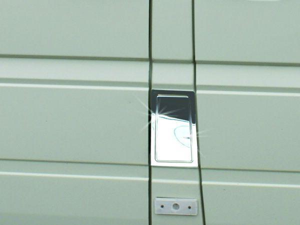 Хром накладка на лючок бака MERCEDES SPRINTER W901