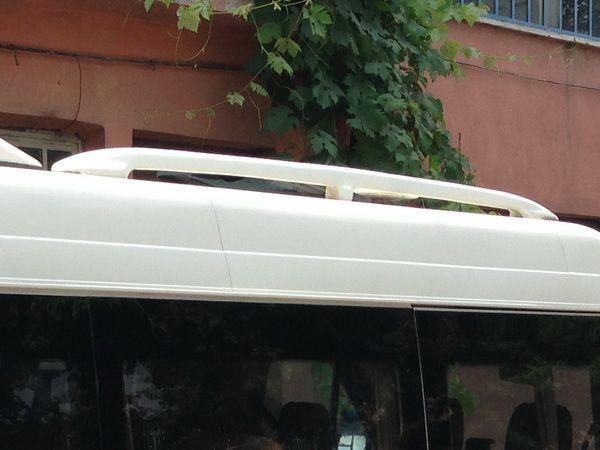 Рейлинги декоративные MERCEDES Sprinter W901 под покраску