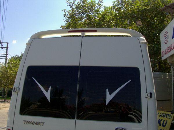 """Спойлер на крышу с стопом FORD Transit (2006-) """"ISIKLI"""""""