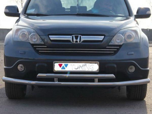 Труба двойная передняя HONDA CR-V III (2007-2012)
