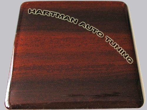 Накладки торпеды CHEVROLET Lacetti (2004-) Hatchback дерево