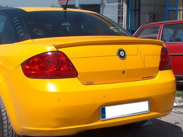 Лип спойлер багажника FIAT Linea (2007-) Sedan 1