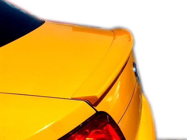 Лип спойлер багажника FIAT Linea (2007-) Sedan 2