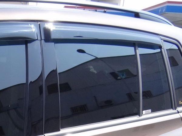 Дефлекторы окон VW Tiguan I (2007+) - Hic 3