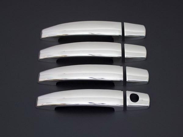 Хром накладки на ручки OPEL Corsa E 5D Hatchback 2