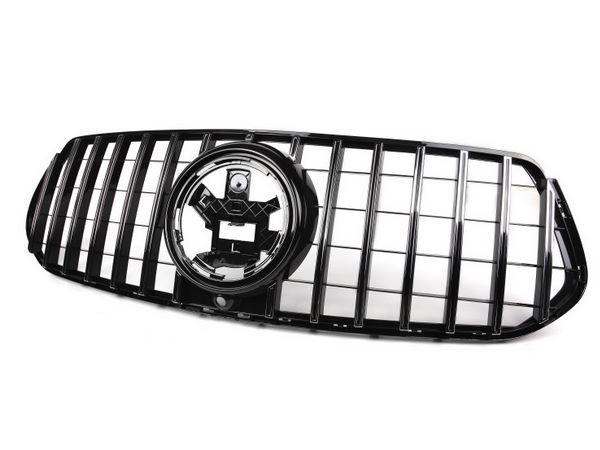 Решётка радиатора MERCEDES GLE W167 (GT стиль) 3