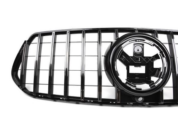 Решётка радиатора MERCEDES GLE W167 (GT стиль) 5
