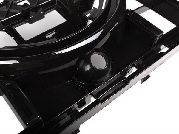 Решётка радиатора MERCEDES GLE W167 (GT стиль) 8