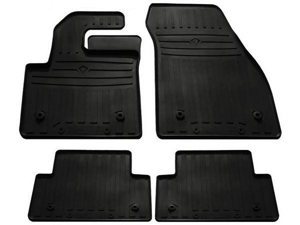 Коврики резиновые салона Range Rover Evoque (L551) - Stingray