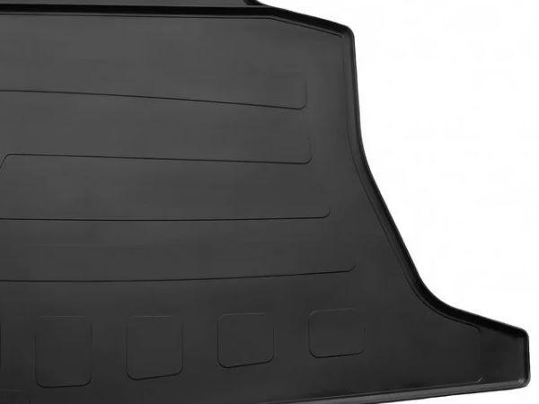 Коврик резиновый в багажник Nissan Leaf I (ZE0) - Stingray 3